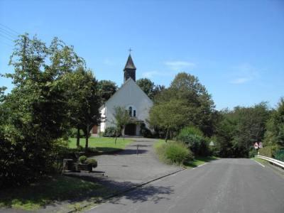 Kirche in Dauersberg
